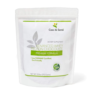 Low FODMAP Protein Powder, Gluten, Lactose, Soy, Sugar & Grain Free, Low Carb, All Natural, Whey (WPI), ProHydrolase 3X Protein Absorption, Chocolate