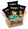 Image of Low FODMAP Protes Protein Chips - Toasted Coconut - High Protein Snacks, Low Carb, Vegan, Gluten-Free, 4oz Bag-casa de sante