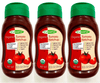 Image of Organic Low FODMAP Tomato Ketchup (300ml) -  No Onion No Garlic, Low Fructose, Gluten free, Lactose free, Vegan, 3-pack.