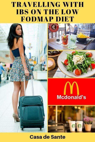 Travelling with IBS on the Low FODMAP Diet by Casa de Sante eBook-eBook-casa de sante