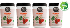 ZenGut Low FODMAP Certified Soup (Tomato Oregano), 4 pack - No Onion No Garlic, Gut Friendly-soup-casa de sante