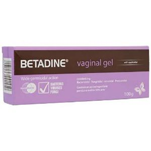 Betadine Vaginal Gel - DoctorOnCall