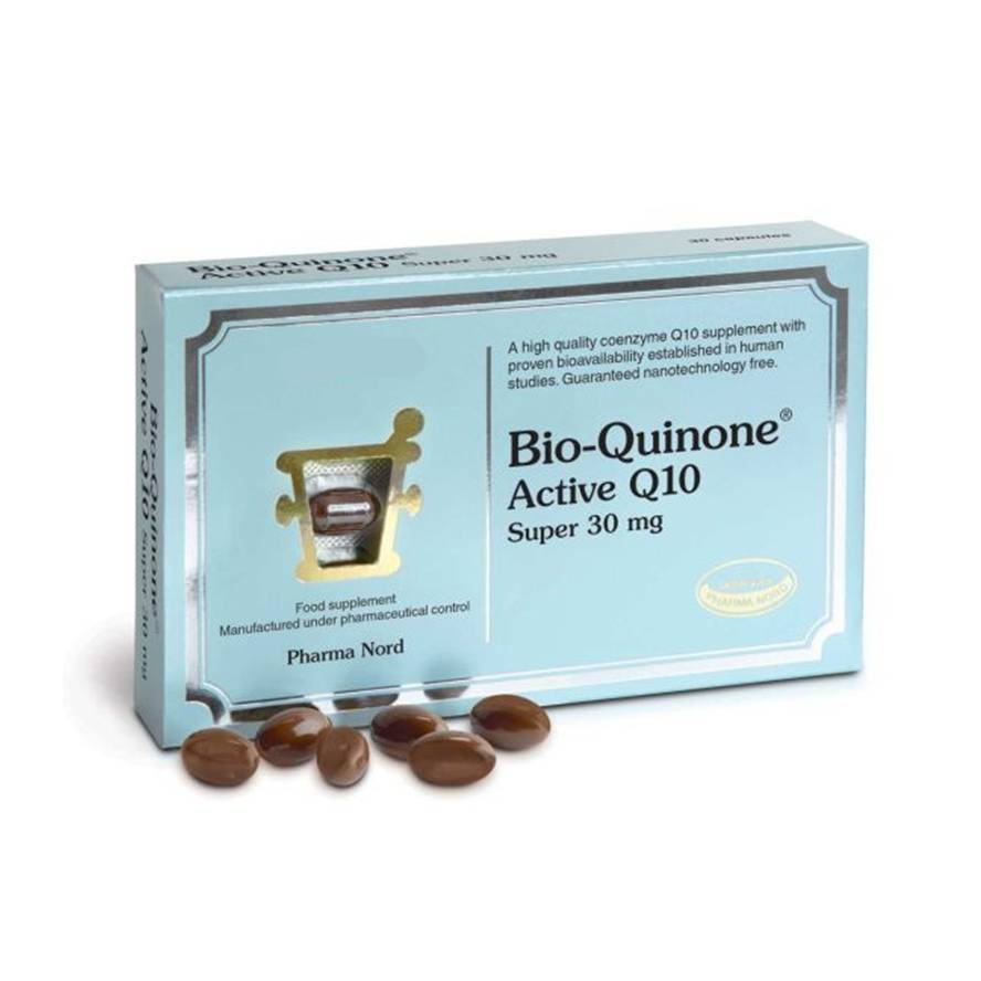 Bio-Quinone Q10 30mg Tablet - DoctorOnCall