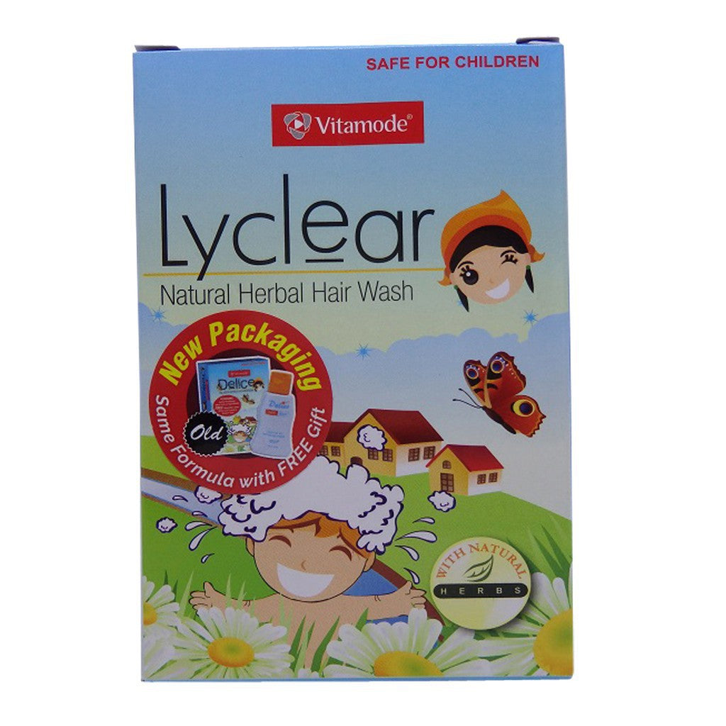 Lyclear Hair Wash - DoctorOnCall