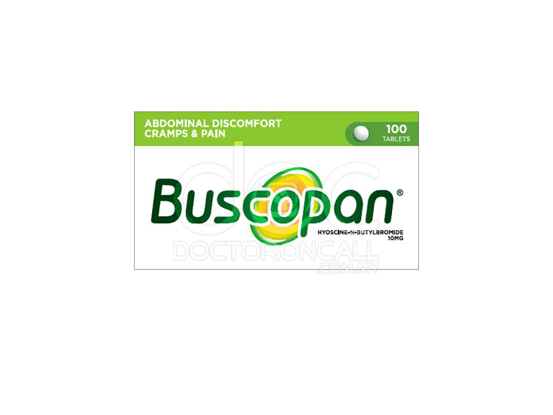 Buscopan 10mg Tablet Uses Dosage Side Effects Price Benefits Online Pharmacy Doctoroncall