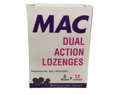 Mac Dual Action Lozenges