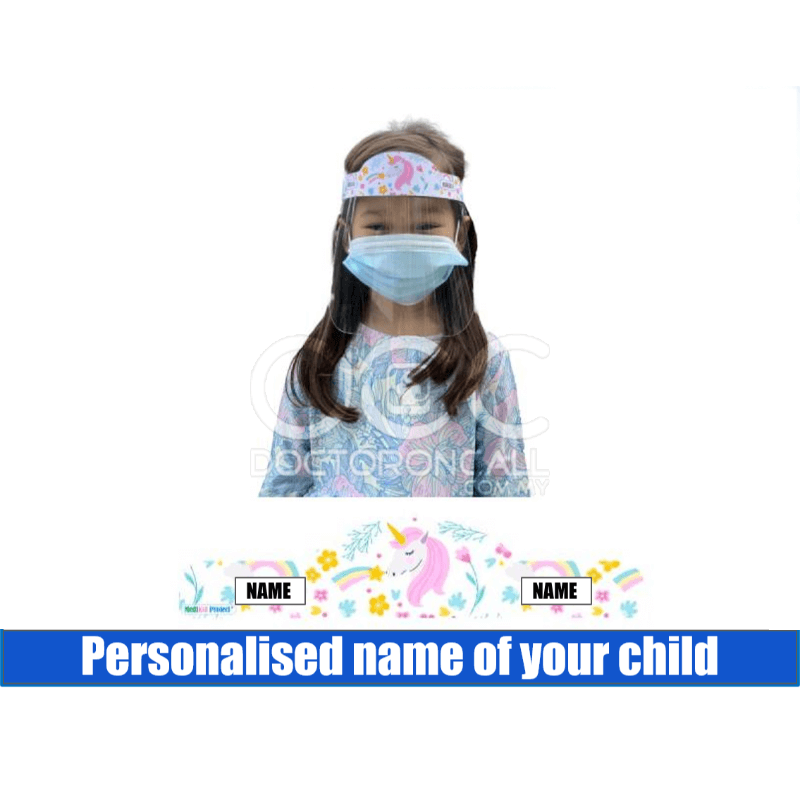 Kids Face Shield - DoctorOnCall