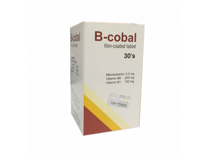 B-Cobal Tablet- Uses, Dosage, Side Effects,Price, Benefits