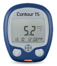 Bayer Contour TS Blood Glucose Meter - DoctorOnCall