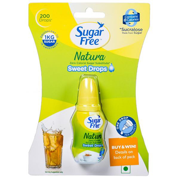 Sugarfree Natura Drop - DoctorOnCall