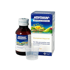 Novomin 15mg/5ml Syrup