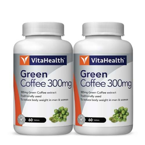 VitaHealth Green Coffee Extract Tablet - DoctorOnCall