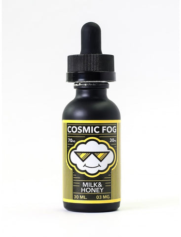 Milk & Honey Cosmic Fog E Juice Premium E Liquid
