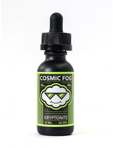 Kryptonite Cosmic Fog Kryp E Juice Premium E Liquid Krypt