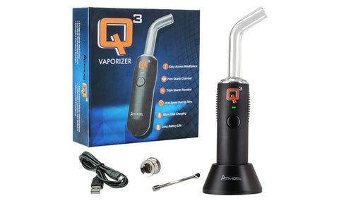 Atmos Q3 Wax Concentrate Vaporizer