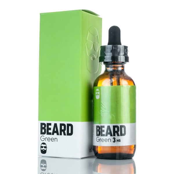 Green Beard Vape Co. E Liquid Juice