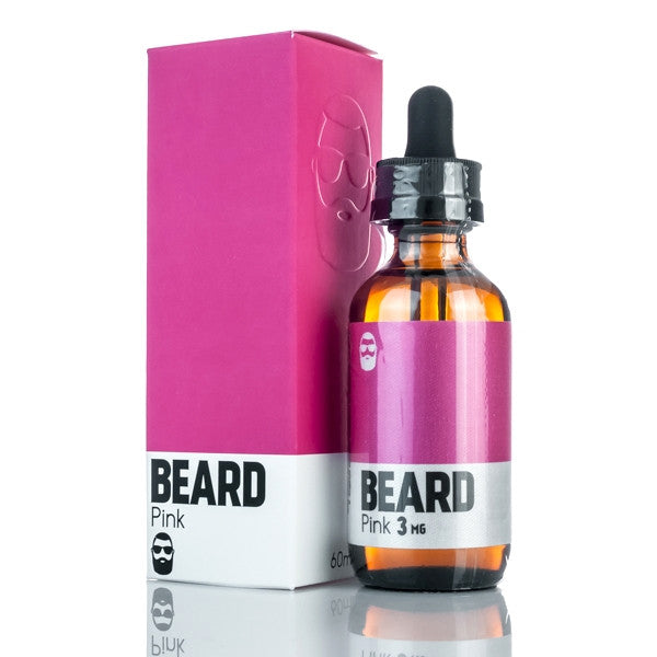Pink Beard Vape Co. E Liquid Juice