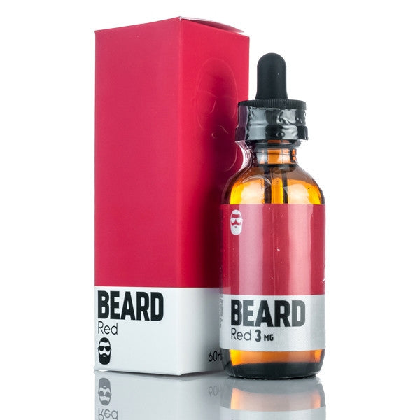 Red Beard Vape Co. E Liquid Juice