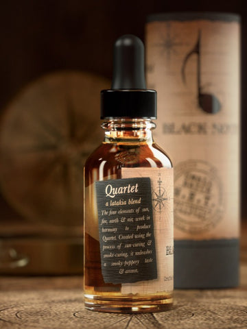 Black Note Quartet A Latakia Blend 30ml E Liquid