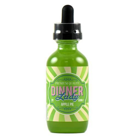 Apple Pie Dinner Lady 60ml E Liquid Juice