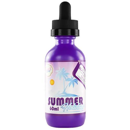 Black Orange Crush Dinner Lady Summer Holidays 60ml E Liquid Juice