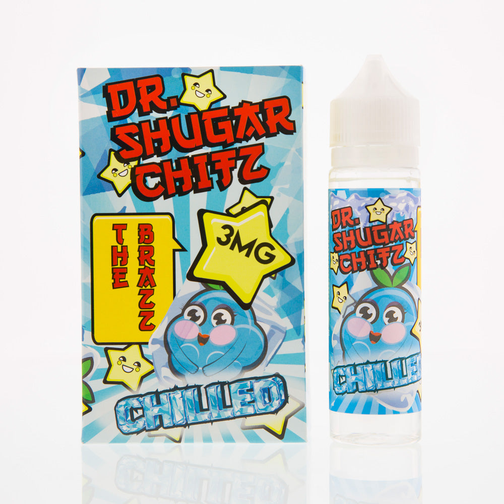 The Brazz Chilled Dr Shugar Chitz E Liquid Juice