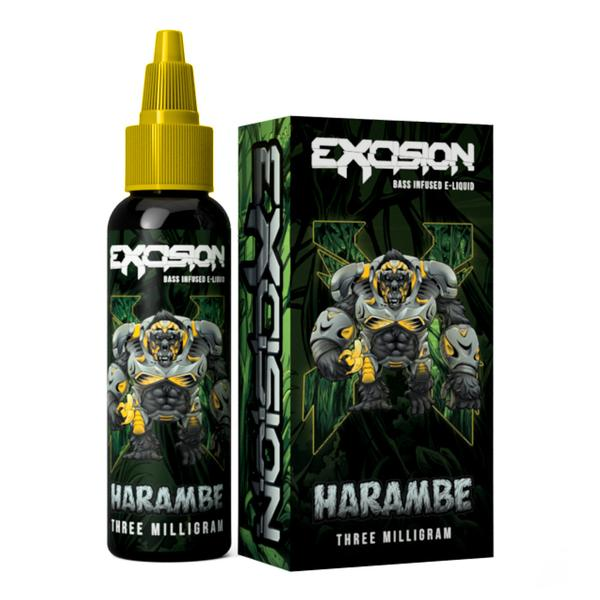 Excision Harambe E Juice Alt Zero E Liquid 60ml