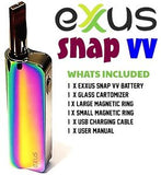 Snap Concentrate Variable Voltage Vaporizer Kit Exxus Vape