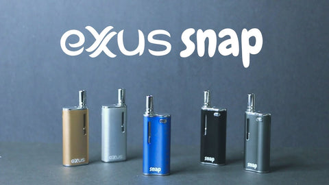 Snap Concentrate Vaporizer Kit Exxus Vape