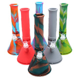Eyce Platinum Cured Silicone Water Pipe Beaker