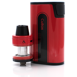 Joyetech 50W CuBox with Cubis 2 Starter Kit MOD E Cigarette Black White Red Blue Yellow Silver
