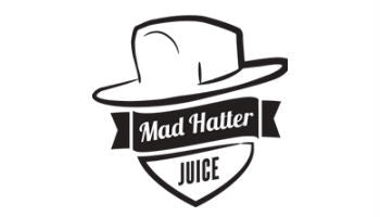 Mad Hatter Snap Back Hat Black