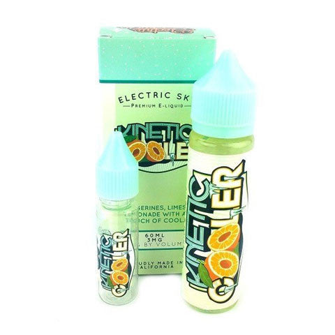 Kinetic Cooler One Hit Wonder Electric Sky Co E Juice Liquid