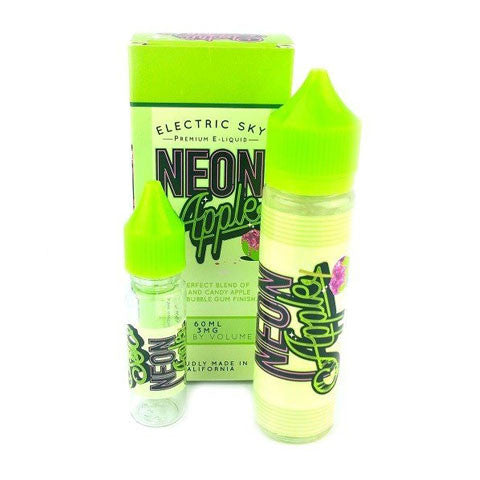 Neon Apple One Hit Wonder Electric Sky Co E Juice Liquid