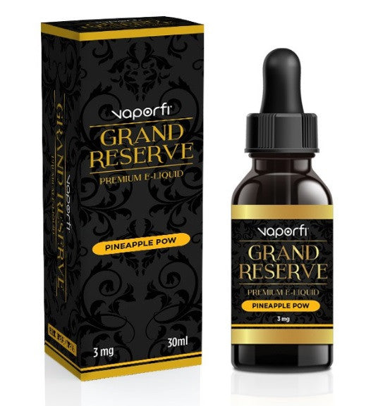 Pinneaple Pow Grand Reserve VaporFi E Liquid Juice 30ml