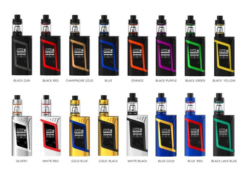 Smok Alien 220W Starter Kit with TFV8 Baby Beast Atomizer