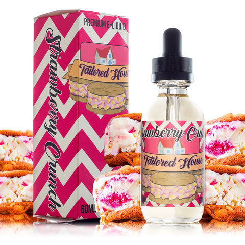 Strawberry Crunch Tailored House E Liquid Juice