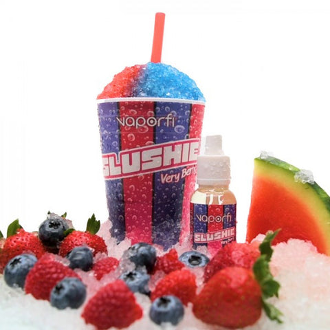 Very Berry Slushi VaporFi 30ml Premium E Liquid Juice