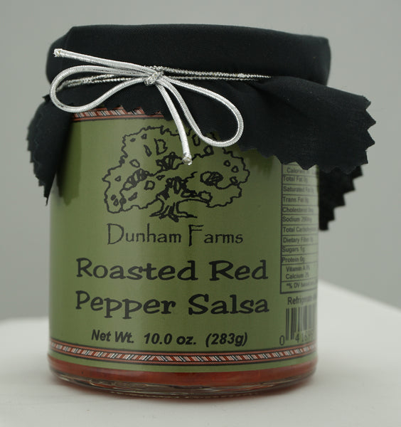 ***Roasted Red Pepper Salsa