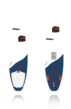 Gaastra Waveboard 90 SEVEN Team - Wind Riders Outlet