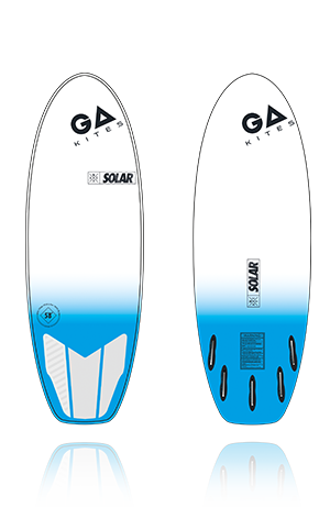 Gaastra Waveboard Light Wind SOLAR - Wind Riders Outlet