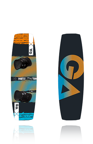 Gaastra Kiteboard WATTS - Wind Riders Outlet
