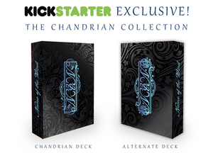 Name of the Wind Art Decks - Chandrian Selas and Wind