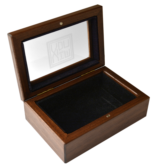 Luxury Wooden Tarot Deck Box
