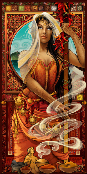 """Goddess of Spices"""