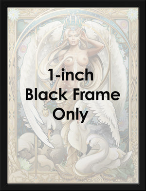 Reward: Black Frame for 18x24 Artwork