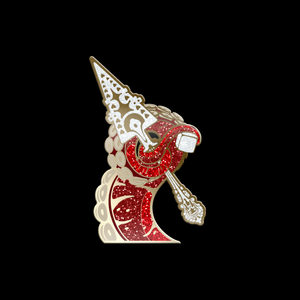 Reward: Tentacle Exotic Enamel Pin - Absinthe