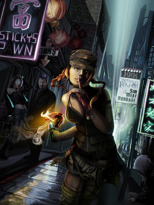 "Shadowrun 6 ""No Future"""