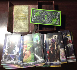 Shadowrun: Sixth World Tarot Deluxe SIGNED