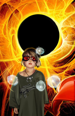 Major 019 The Eclipse (The Sun)